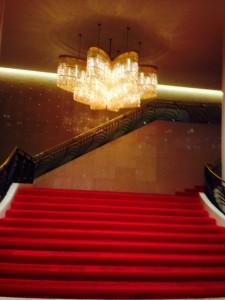 宝塚 階段