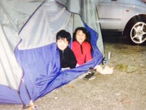キャンプ ②