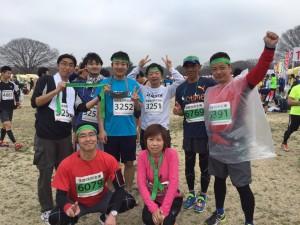 立川マラソン