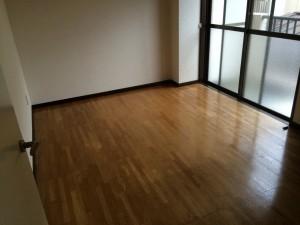 小平アパート既存床①