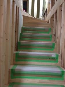 高坂邸 階段①