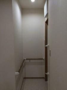 眞邸 廊下